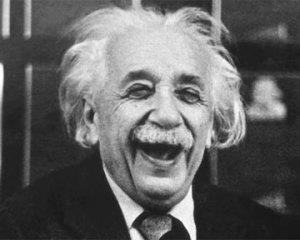 Почему Эйнштейн показал язык